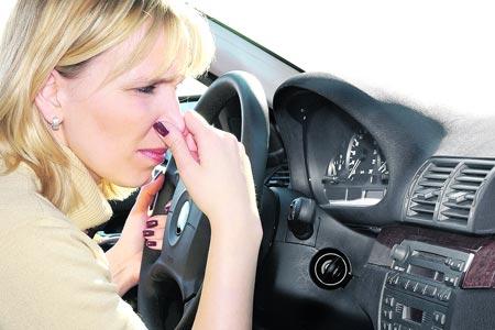 Запахи и вождение