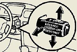 Как пользоваться круиз-контролем