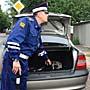 Если инспектор просит открыть багажник