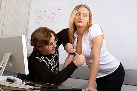 Инструкция по обращению с секретаршей…