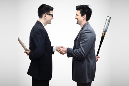 Как погасить претензии партнера