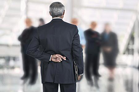 Методы обмана бизнесменов