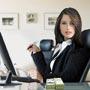 Бизнес и женщина