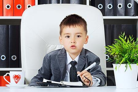 Дети и бизнес