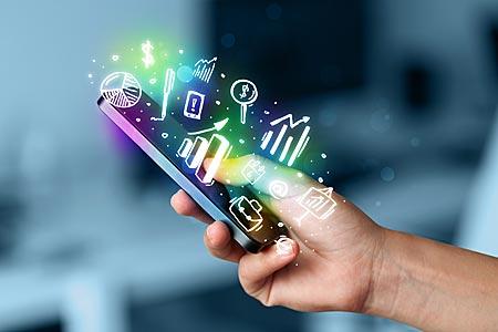 Мобильный телефон и интернет