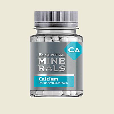 Комплекс  - Элемвитал с органическим кальцием.