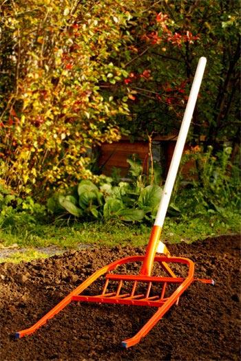 Чудо-лопата для легкой перекопки огорода
