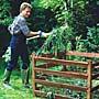 Как сделать компост и мульчу из травы