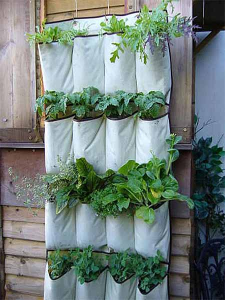 Полка для вертикального сада