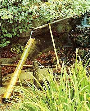 Японское огородное пугало сикаодоси