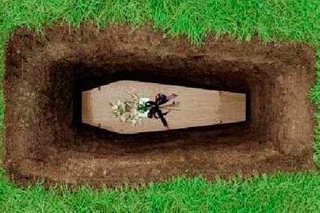Как правильно провести похороны