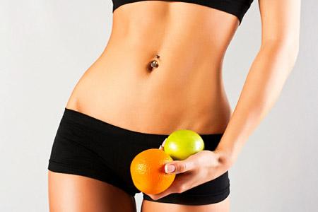 Лишний вес (как бороться при помощи фруктов)