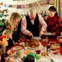 Новогоднее застолье - как не переедать