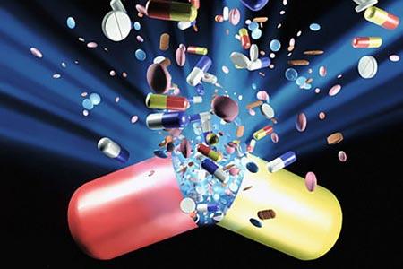 Лекарства для Нового года