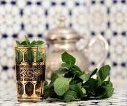 Марроканский чай