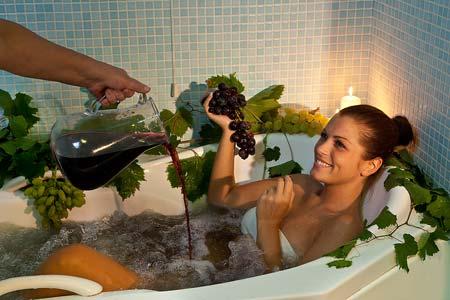 Лечебные свойства вина