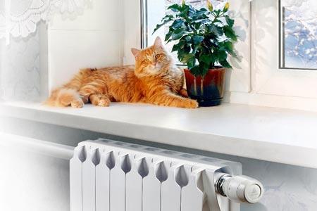 Температура воздуха в квартире