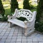 Скамейка для сада - какую выбрать