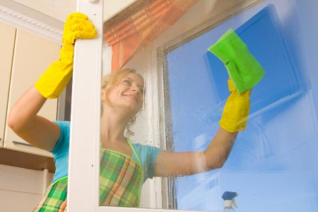 Уборка квартиры - быстро и правильно