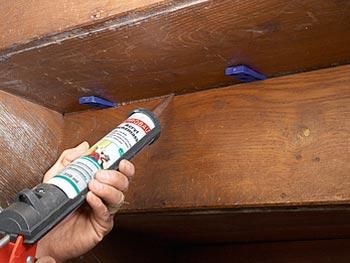 Ремонт деревянной лестницы - как делать