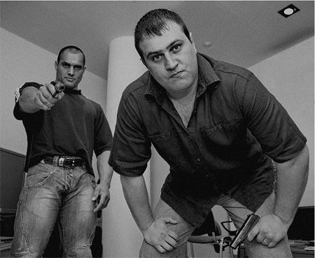 Если в офис пришли бандиты
