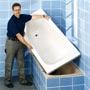 Ремонт старых ванн - как заработать
