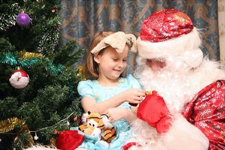 Агентство Деда Мороза - как начать и заработать