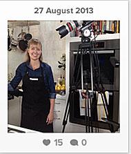 Фотографии работников в Инстаграме