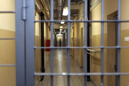 Свидание с арестованным