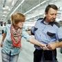 Супермаркет и покупатель