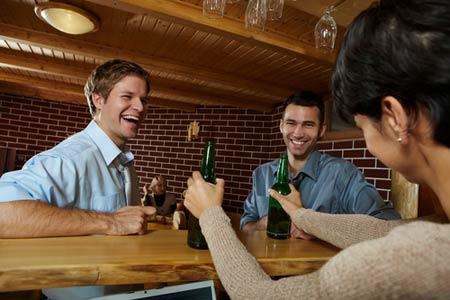 Работа и алкоголь