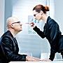 Как правильно разговаривать с начальником