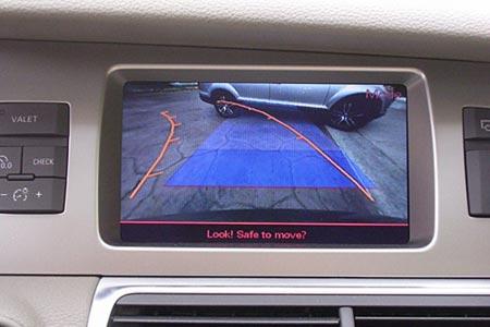 Камеры заднего вида для автомобиля