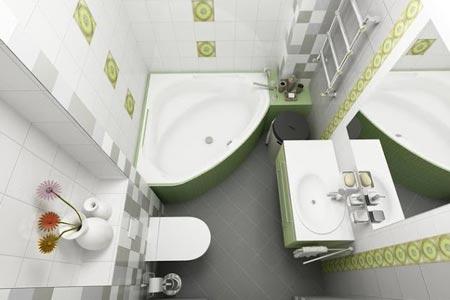 Маленькая ванная – как создать гармоничное, функциональное пространство?