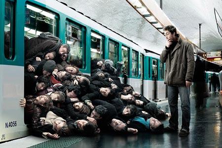 Как выйти из метро живым и здоровым.