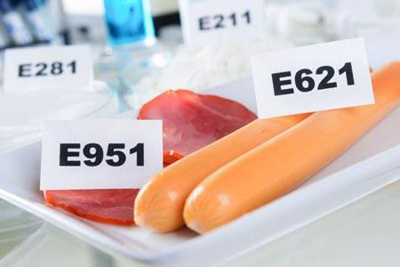 Пищевые добавки - синтетические и натуральные