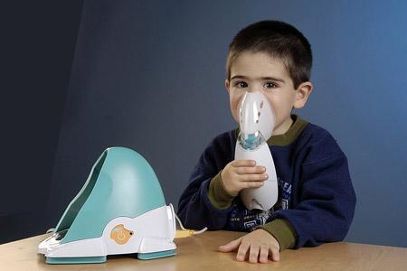Небулайзеры для детей