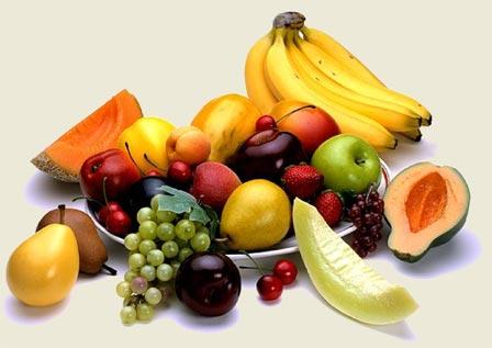 Как следует есть фрукты