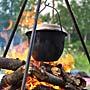 Как готовить еду в походе