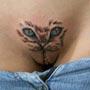 Интимная татуировка - делать или нет
