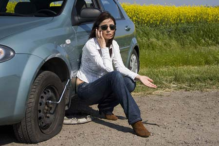 Шиномонтаж на выезд – техпомощь на колесах