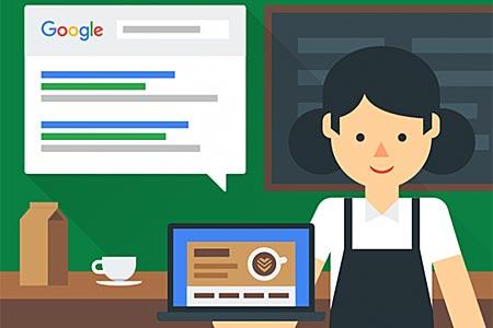 Google, PageRank и страница сайта