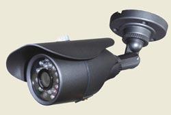 Видеокамеры наружного наблюдения.