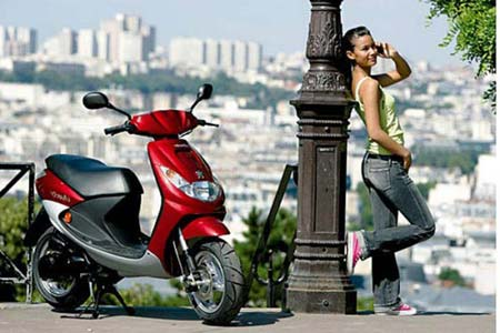 Запчасти на скутер: какие покупать